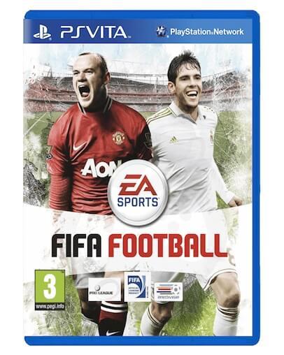 FIFA Football (PS VITA) - Rabljeno