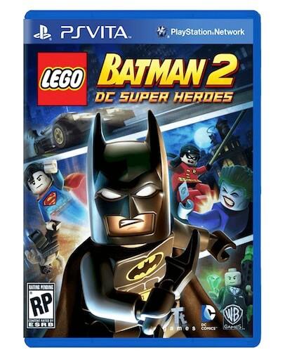 Lego Batman 2 DC Super Heroes (PS VITA) - Rabljeno