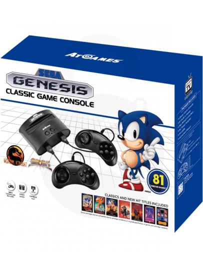 Sega Mega Drive Classic + 81 Prednaloženih iger