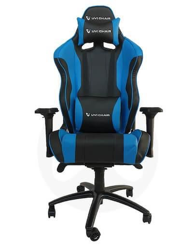 Gamerski Stol UVI Chair Sport XL Blue, moder