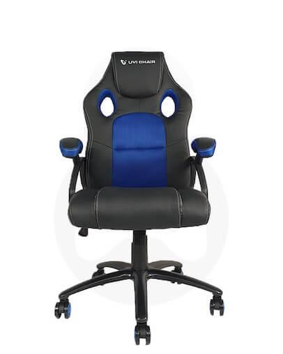 Gamerski Stol UVI Chair Storm Blue, moder
