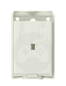 Xbox 360 pokrovček za brezžični kontroler, bel