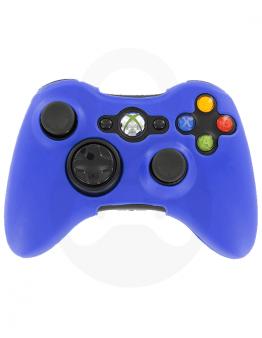 Xbox 360 silikonska prevleka za kontroler, modra