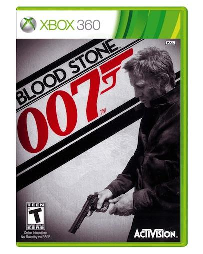 007 Blood Stone (XBOX 360) - Rabljeno