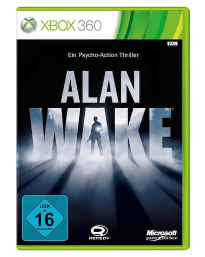 Alan Wake (XBOX 360) - Rabljeno