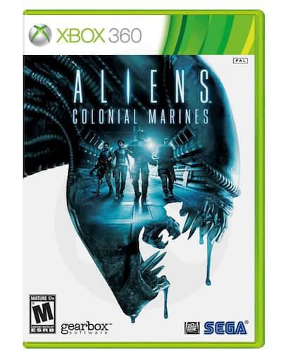Aliens Colonial Marines (XBOX 360) - Rabljeno