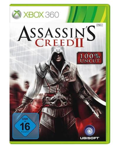 Assassins Creed 2 (XBOX 360) - Rabljeno