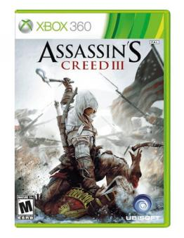 Assassins Creed 3 (XBOX 360) - Rabljeno