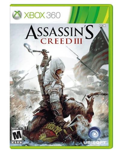 Assassins Creed 3 (XBOX 360) - Rabljeno