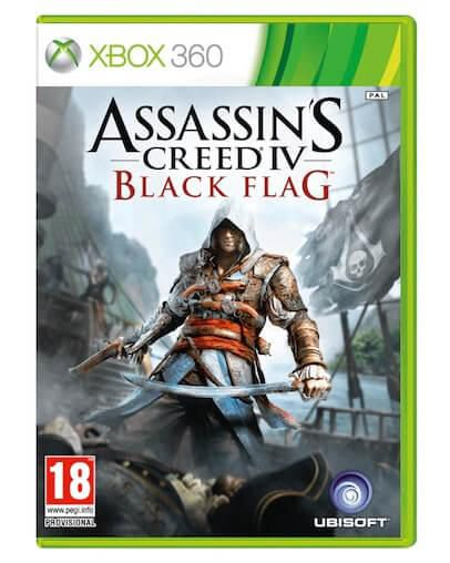 Assassin's Creed IV Black Flag (XBOX 360) - Rabljeno