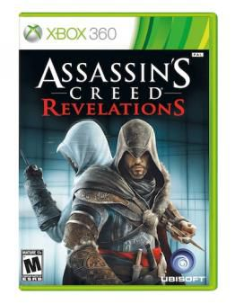 Assassins Creed Revelations (XBOX 360) - Rabljeno