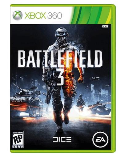 Battlefield 3 (XBOX 360) - Rabljeno