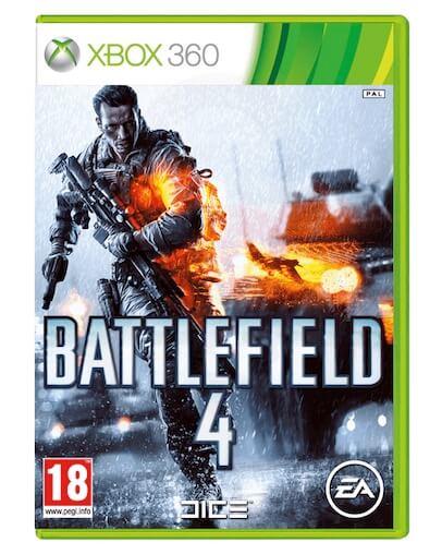 Battlefield 4 (XBOX 360) - Rabljeno