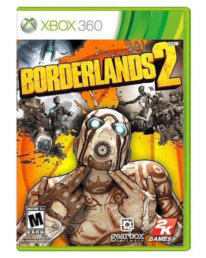 Borderlands 2 (XBOX 360) - Rabljeno