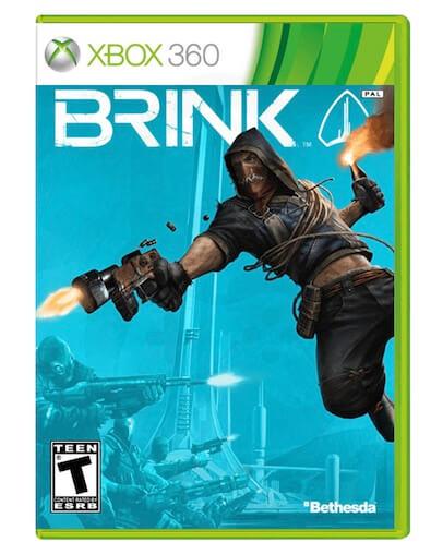 Brink (XBOX 360) - Rabljeno
