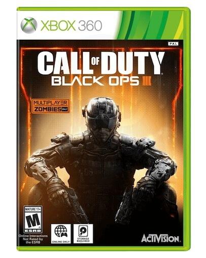 Call Of Duty Black Ops III (XBOX 360) - Rabljeno