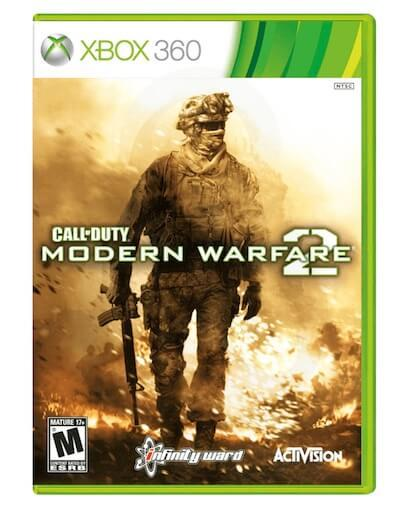 Call of Duty Modern Warfare 2 (XBOX 360) - Rabljeno
