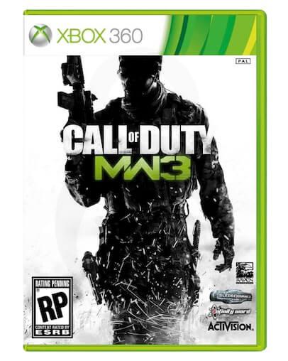 Call of Duty Modern Warfare 3 (XBOX 360) - Rabljeno
