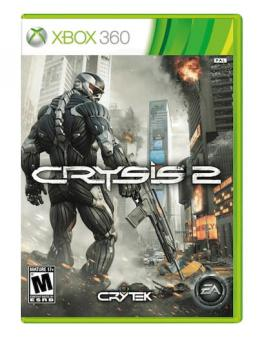 Crysis 2 (XBOX 360) - Rabljeno