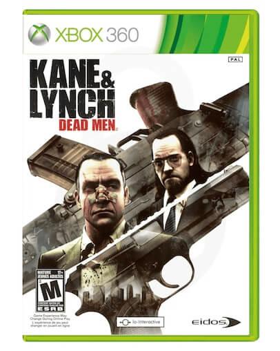 Kane & Lynch Dead Men (XBOX 360) - Rabljeno