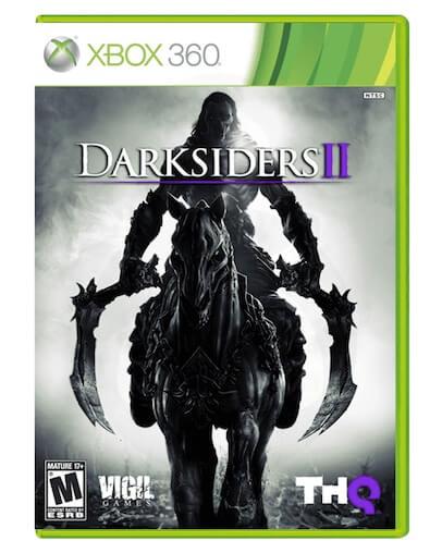 Darksiders 2 (Xbox 360) - Rabljeno