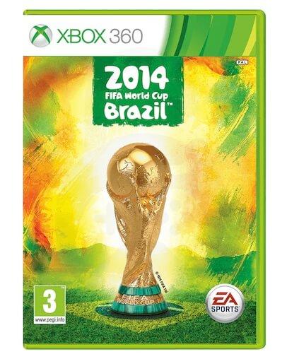 2014 FIFA World Cup Brazil (XBOX 360) - Rabljeno