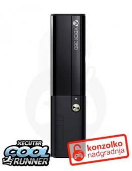 Xbox 360 Slim E JTAG/RGH Ultimate + Čiščenje + Navodila + 1 leto BREZPLAČNE posodobitve