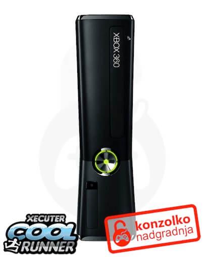 Xbox 360 Slim JTAG/RGH Ultimate + Čiščenje + Navodila + 1 leto BREZPLAČNE posodobitve