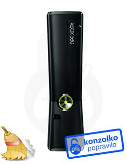 Xbox 360 Slim Temeljito Čiščenje + Menjava Termalne Paste