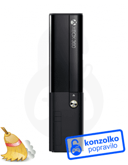 Xbox 360 Slim E Temeljito Čiščenje + Menjava Termalne Paste