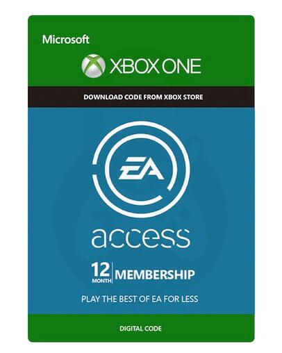 EA Access 12 mesec (XBOX ONE)