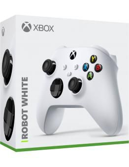 Xbox brezžični kontroler Robot White (Xbox One | Xbox Series)