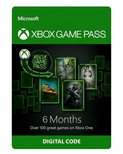 Xbox Game Pass 6 mesecev (XBOX ONE | PC)