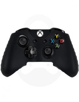 Xbox One silikonska prevleka za kontroler, črna