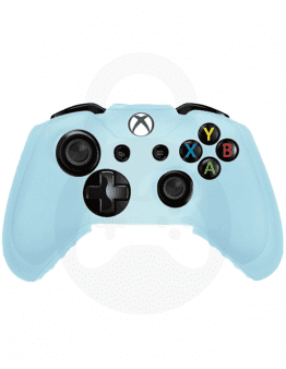 Xbox One silikonska prevleka za kontroler, modra