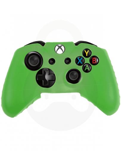 Xbox One silikonska prevleka za kontroler, zelena
