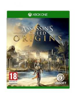 Assassin's Creed Origins Standard Edition (XBOX ONE) - Rabljeno