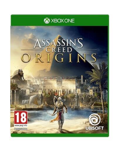 Assassin's Creed Origins Standard Edition (XBOX ONE) - Rabljeno