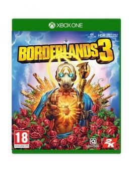Borderlands 3 + Moxxis Heist of the Hadnsome Jackpot  (XBOX ONE)