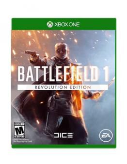 Battlefield 1 Revolution (Premium Pass + 4 Expansion Packs) (XBOX ONE)