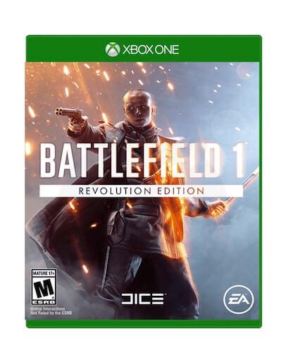 Battlefield 1 Revolution (Premium Pass + 4 Expansion Packs) (XBOX ONE)
