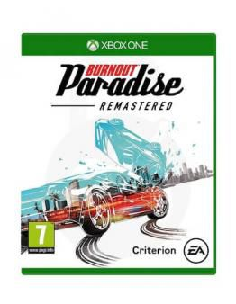 Burnout Paradise Remastered (XBOX ONE) - Rabljeno