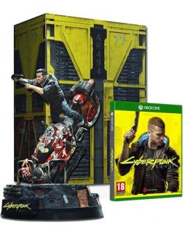 Cyberpunk 2077 Collector's Edition (XBOX ONE)