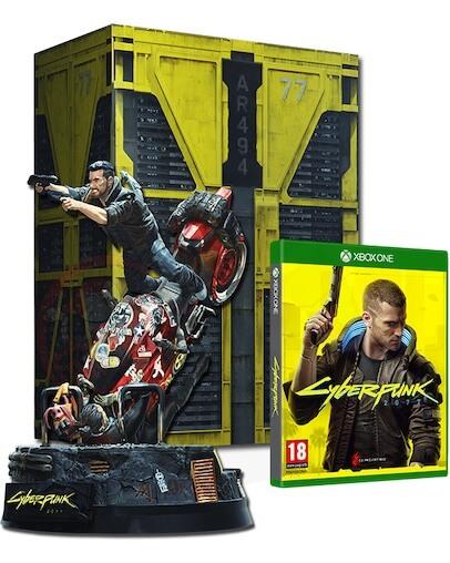 Cyberpunk 2077 Collectors Edition (XBOX ONE)