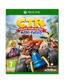 CTR - Crash Team Racing Nitro Fueled (XBOX ONE)