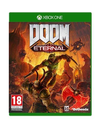 Doom Eternal (XBOX ONE) - Rabljeno