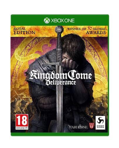 Kingdom Come Deliverance Royal Edition (XBOX ONE)