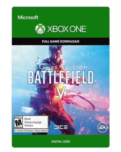 Battlefield V Deluxe Edition (XBOX ONE) - koda za prenos