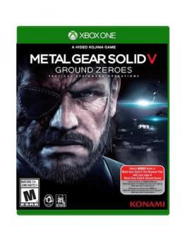 Metal Gear Solid V Ground Zeroes (XBOX ONE) - Rabljeno