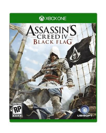 Assassins Creed 4 Black Flag (XBOX ONE) - Rabljeno